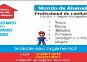 Marido de aluguel em curitiba e região metropolitana