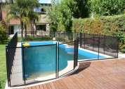 Cercas removiveis de proteÇÂo para piscina securepool