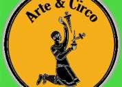 Recreação arte & circo florianópolis - sc
