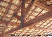 Madri telhados coloniais - especializada em telhados coloniais.
