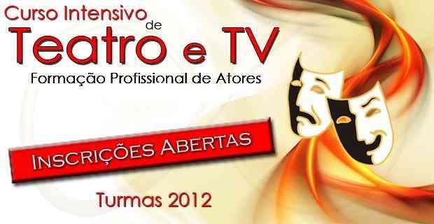 CURSO DE TEATRO E TV