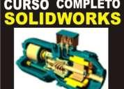 Curso solidworks 2001 a 2008 - vídeos e apostilas