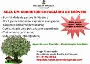 Corretor de imÓveis - coelho da fonseca empreendimentos imobiliários ltda