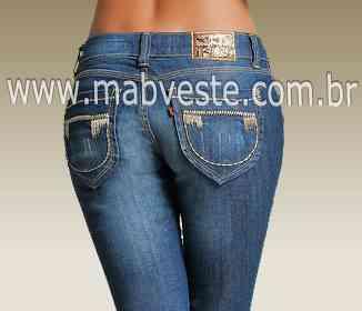 O Melhor da Moda Jeans Feminina á partir de 39,90 - Tamanhos 34-36-38-40-42-44-46