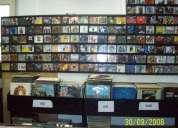 Compra de  discos , cds , brinquedos , nao jogue nada fora