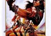 Conan guerreiros do fogo, dublado em português