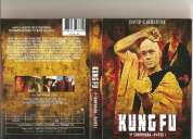 Kung fu - primeira temporada volume 01, lacrado, 03 dvds dublados