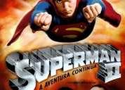 Superman 2, dublado em português
