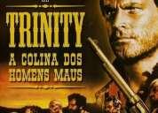 Trinity a colina dos homens maus, dublado em português