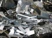 Cavaco e borra de aluminio compramos tudo!