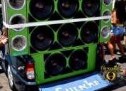 Saveiro confot-laine rodas 15 com sonzão 8 auto falantes e 12 cornetas imperdivel