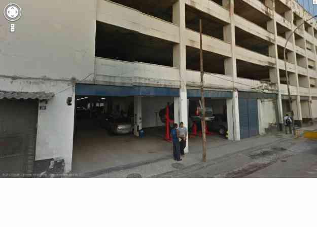 Vagas de estacionamento no edifício carajás I
