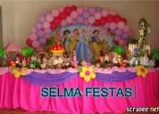Selma festas (buffet infantil completo em vigário geral )