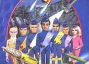 Thunderbirds em ação - série completa e dublada