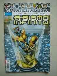 HQ Abismo Infinito (2 edições)