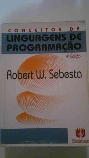 Conceitos de Linguagens de Programação 4a Edição