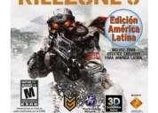 Killzone3 edição latino americano, total português br.