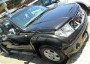 Nissan frontier 2.5 le 4x4 cd turbo eletronic diesel 4p automÁtico 2009 - irmaos feitosa