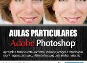 aulas particulares de adobe photoshop - são paulo