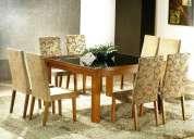 Sala de jantar flávio móveis de gramado