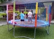 Locação de cama elástica piscina de bolinhas pulapula tobogã aluguel de brinquedos infláveis