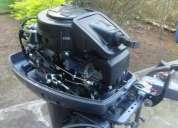 Vendo motor yamaha  15 hp  2008  novo