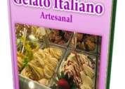 O verdadeiro gelato italiano