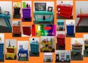 Moveis retro provençais e coloridos vila mariana art reflexus sp-jardins