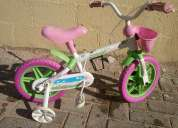 Bicicleta infantil aro 12 honey girl