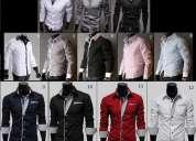 Camisas sociais slim / camisas justas ao corpo / modelos e fotos no anúncio