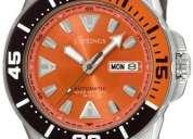 Relógio j.springs automatic beb048 lindo! ligitimo boa marca acuatico à venda