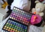 Paleta de sombras 120 cores