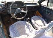 Volkswagen voyage 1986
