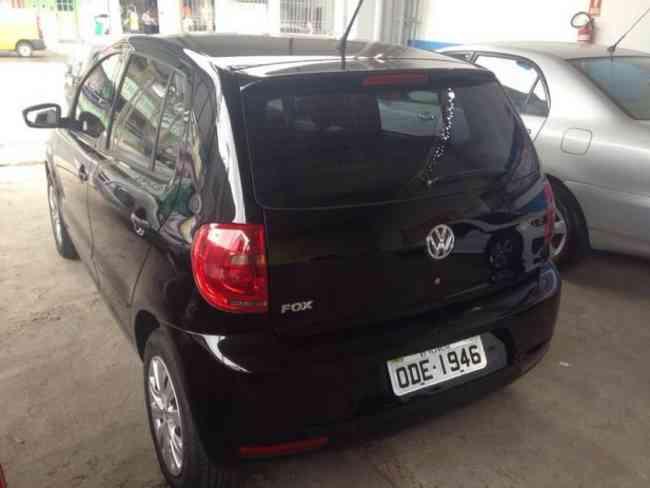 Volkswagen Fox 1.0 Trend Completo 2011