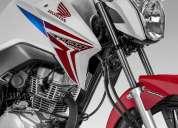 Honda honda titan 150 ex 2015