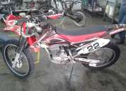 Honda crf 230 2008 preparada