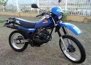 Honda xl250r 1984 ultima série do japão, moto pronta para estrada! uma relíquia!
