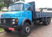 Caminhão mercedesbenz 1318 truck 1989