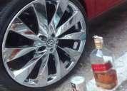 Roda aro 20 pneus novos