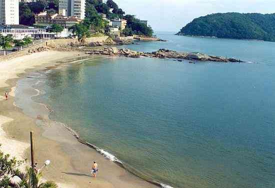 Apartamento na Praia dos Milionários São Vicente