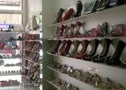Transferese uma loja de calçados