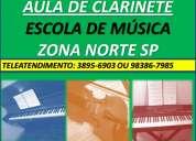 aula de clarinete metro parada inglesa vila gustavo jaçanã edu chaves tremembé v guilherme