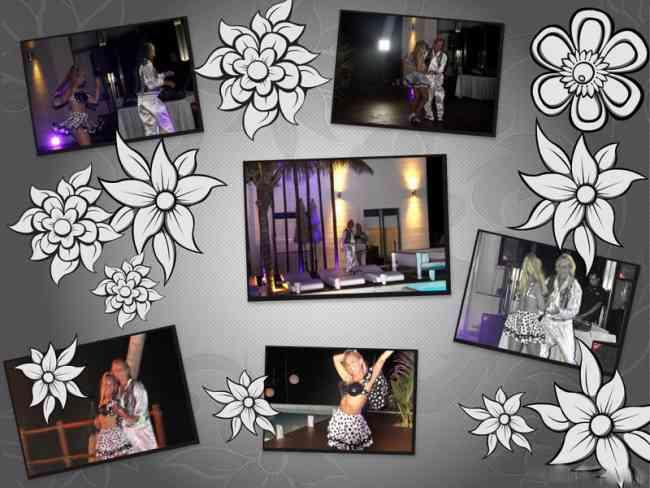 Seminarios, aulas  de Salsa estilo Los Angeles, Richard y Faby , Argentina