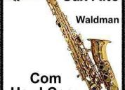 Boquilha Ever-ton Massa Abertura 7 Sax Alto Completa