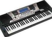 teclado yamaha psr s550 b -produto novo