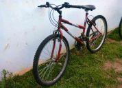 Bicicleta aro 26 huston 18 machas novinha.. oferta so hoje