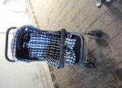 Vendo semi novo cadeira p/carro de bebÊ- carrinho de bebÊ- andador - cadeirÃo