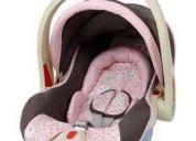 carrinho de bebê cosco cruiser ts travel system c/ bebê conforto