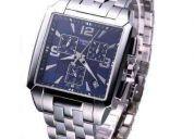 Relógio tissot t-trend quadrato - t005.517.11.047.00 prc