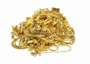 Compro ouro e jóia quebradas ou faltando peça... pago em dinheiro...